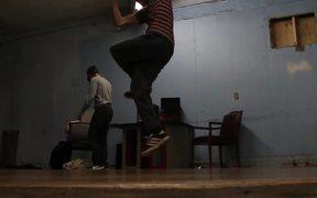 Jumping as an Art