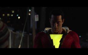 Shazam! Comic-Con Teaser Trailer