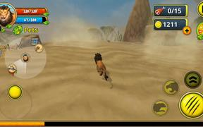 Lion Family Sim Online Gameplay Android