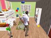 Virtual Dad: Happy Family 3D