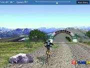 3D Mountain Bike Walkthrough