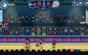 Basketball Legends Walkthrough