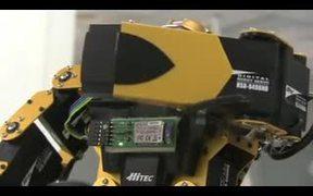 SU1122 Robot
