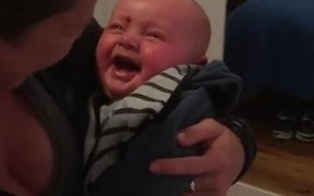 Baby Has An Awesome Laugh
