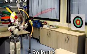 Robot Archer iCub