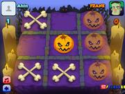 Noughts & Crosses Halloween Walkthrough