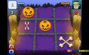 Noughts & Crosses Halloween Walkthrough