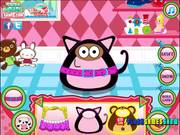 Pou Girl Bathing Day Walkthrough