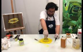 How To Make Oil Paint