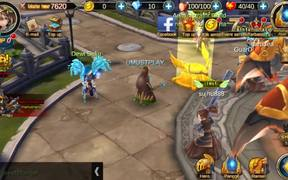 Dragon War 3D MMORPG
