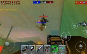 One Shot Pixel Gun 3D Gameplay