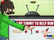 Tiny Timmy and Big Bill Walkthrough