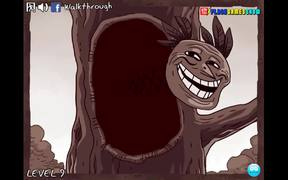 Trollface Quest 3 Walkthrough
