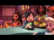 Ralph Breaks the Internet Sneak Peek Trailer