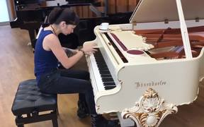 Awesome Chop Suey On Piano
