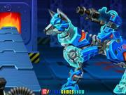 Cyber Dog Assembly Walkthrough
