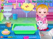 Baby Hazel Pet Care Walkthrough