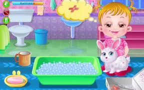 Baby Hazel Pet Care Walkthrough