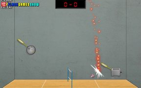 Stick Figure Badminton 3 Walkthrough