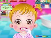 Baby Hazel Brushing Time Walkthrough