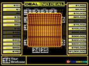 Deal or No Deal Walkthrough