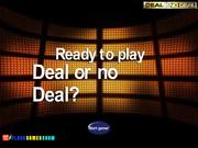 Deal or No Deal Game Walkthrough