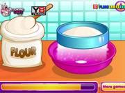 Nutella Cup Cakes Walkthrough