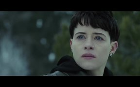 The Girl In The Spider's Web International Trailer