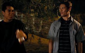 In Echo Park Trailer