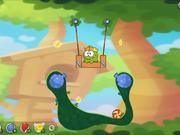 Cut the Rope 2 - level 15 Walkthrough