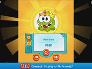 Cut the Rope 2 - level 12 Walkthrough