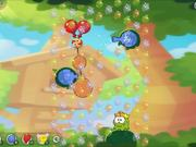 Cut the Rope 2 - level 17 Walkthrough