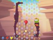 Cut the Rope 2 - level 27 Walkthrough