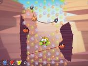 Cut the Rope 2 - level 28 Walkthrough