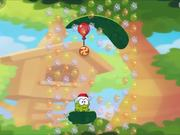 Cut the Rope 2 - level 5 Walkthrough