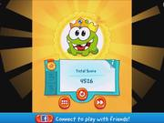 Cut the Rope 2 - level 8 Walkthrough