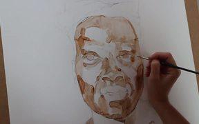 Painting. Start
