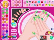 Beauty Manicure Salon Walkthrough