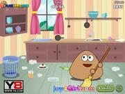 Pou Clean Room Walkthrough