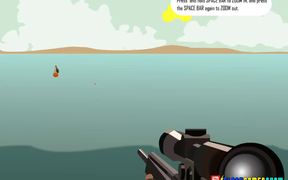 Foxy Sniper - Pirate Shootout Walkthrough