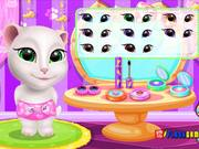 Talking Angela at Spa Session Walkthrough