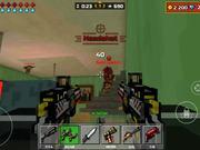 Dual Hawks Gameplay Pixel Gun 3D