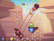 Cut the Rope 2 - level 39 Walkthrough