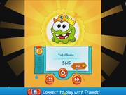 Cut the Rope 2 - level 41 Walkthrough