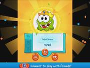 Cut the Rope 2 - level 33 Walkthrough