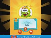 Cut the Rope 2 - level 49 Walkthrough