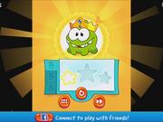 Cut the Rope 2 - level 52 Walkthrough