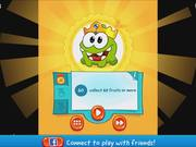 Cut the Rope 2 - level 43 Walkthrough