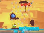 Cut the Rope 2 - level 54 Walkthrough