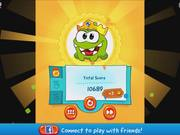 Cut the Rope 2 - level 56 Walkthrough
